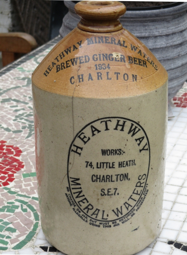 Charlton Ginger Beer